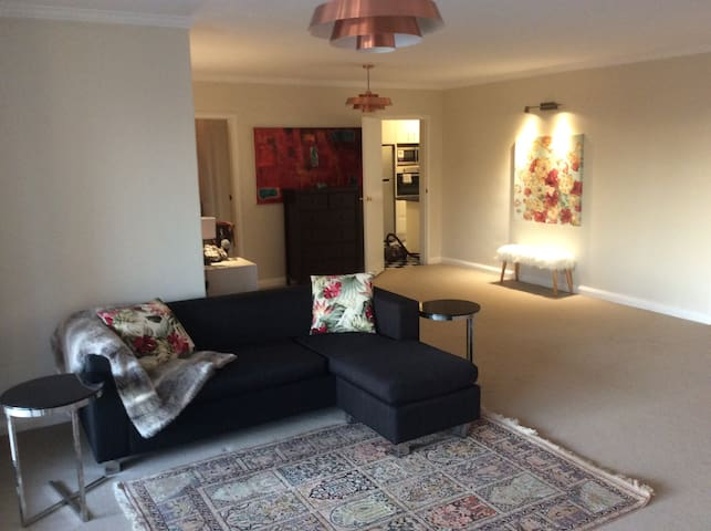 Convenient Modern Large 3 bed Apartment Double Bay