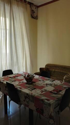 Casa con vista ad Avellino