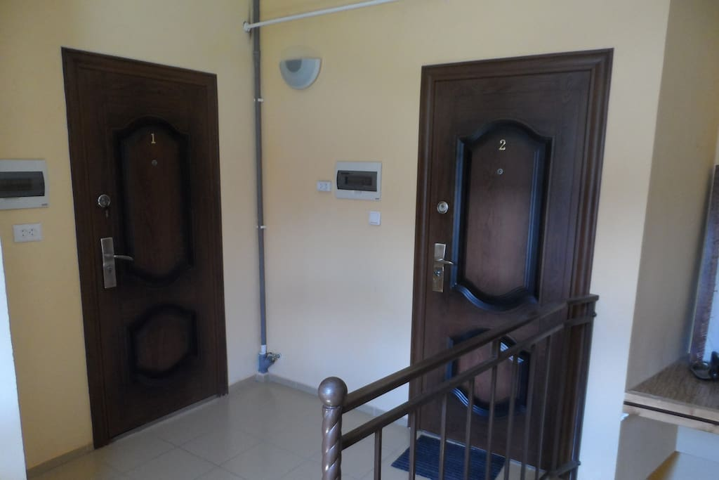 Отдельный вход в квартиру