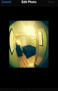 Bedroom in Greenpoint