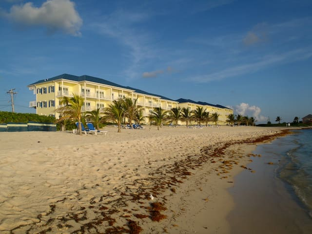 Unit 130 Beach Front Condo at the reef resort
