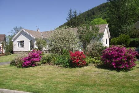 Forest Hill, Benderloch near Oban - Benderloch - Casa