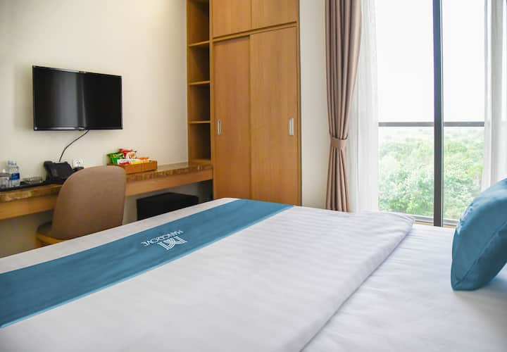 Superior Double Bed, Room 1 - Mangrove Can Gio