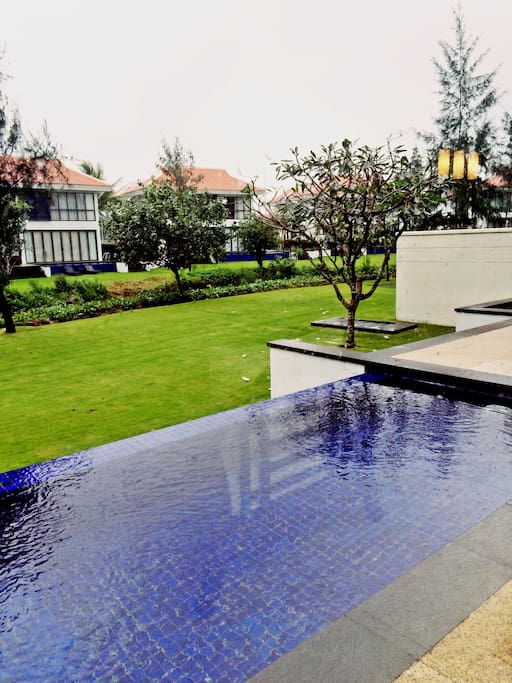 Private Swimming Pool outdoor