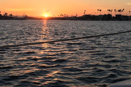 Stay on the Water in the best spot in Newport - Newport Beach - Boat