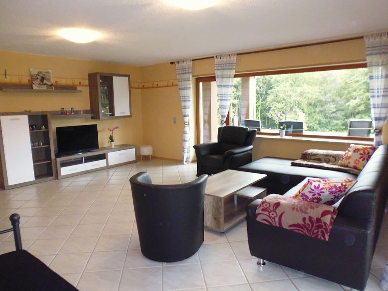 Wohnzimmer, modern