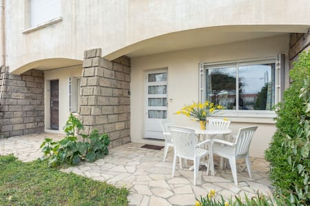 St Pierre . Appartement 5 pers proche plage