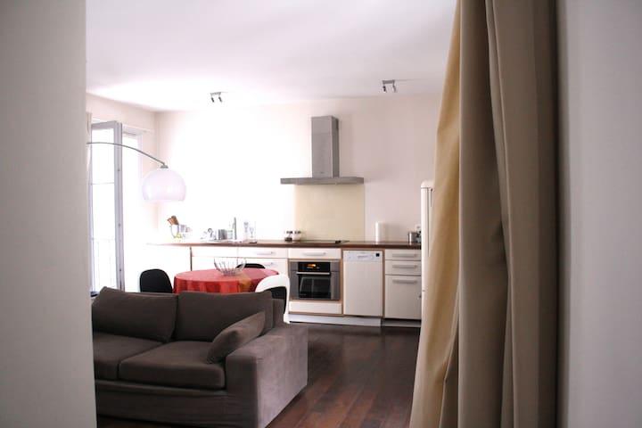 Amazing modern appartement inside Paris 14 - Paris - Apartemen
