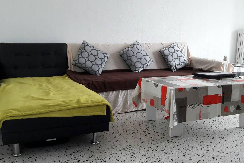 Canapé  convertible lit/sofa
