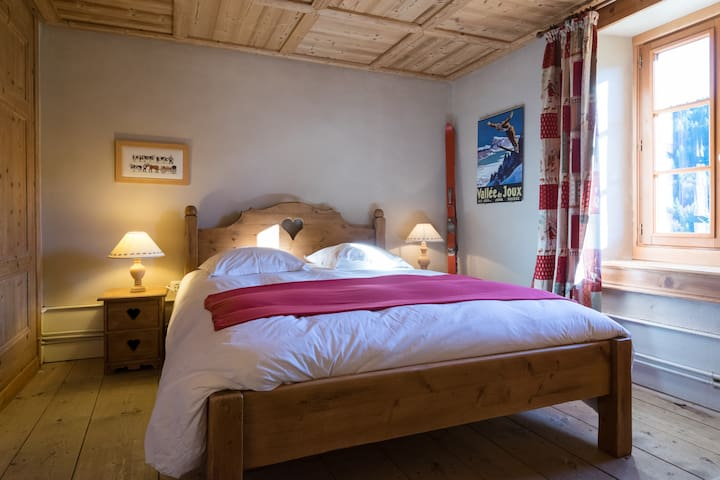 B&B Haut Jura - Lajoux - Bed & Breakfast