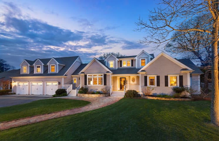 Quintessential Cape Cod Eastham House A