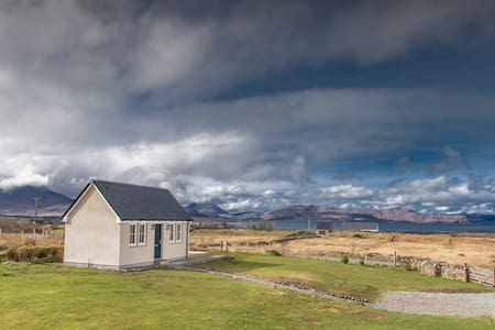 A comfortable and warm  tiny wee house on Skye.
