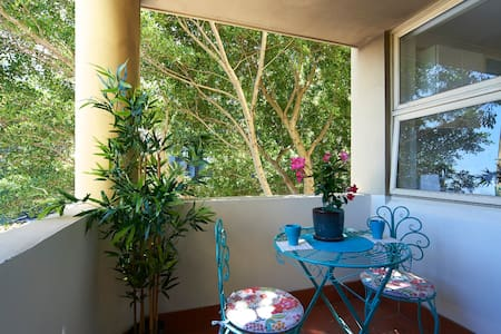 Air Con Central 1B/room Apt w/Parking - Rushcutters Bay