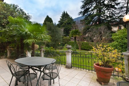 Private Villa right by Villa D'Este - Cernobbio - วิลล่า