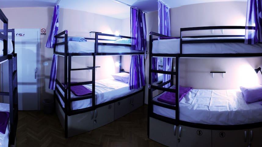 Unity Hostel Deluxe 6bed mixed dorm