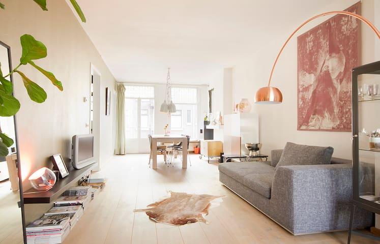 Lovely & Stylish near Vondelpark - Amsterdam - Apartament
