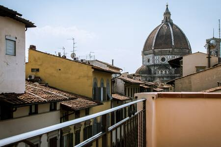 PANORAMIC LOFT DUOMO TERRAZZA Wi-Fi - Florencia - Loft