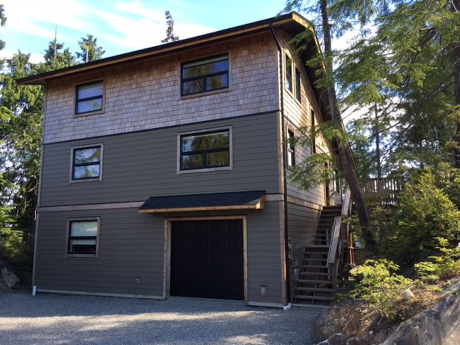 smallwood guest house h user zur miete in tofino british columbia kanada. Black Bedroom Furniture Sets. Home Design Ideas