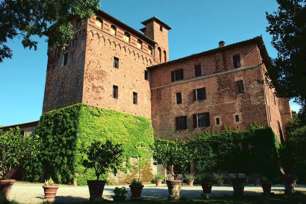 The Castle San Fabiano