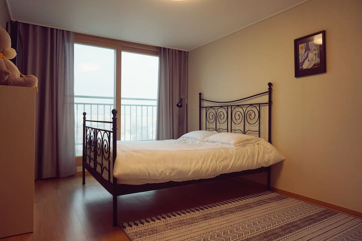 Alex's home - Chuncheon-si - Appartement
