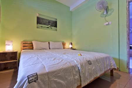 Cheap longtime stay in Canggu