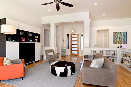 The Deer Path - Modern Family Friendly - Boise - Haus