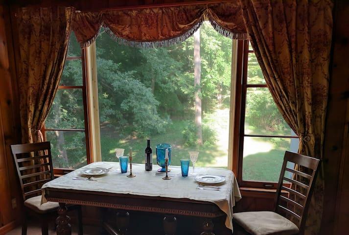 1-Bedroom Apartment Overlooking Forest Landscape