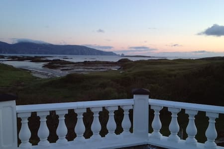 Dawros Bay House, Rosbeg, Portnoo, - Rosbeg, Portnoo - Bed & Breakfast