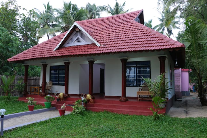 Marari seaview homestay