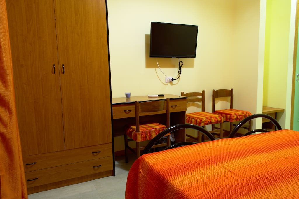 La stanza Arancio - Orange Room