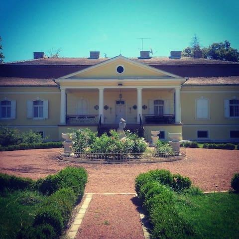 Castle Schulhoff - Padej - Slott