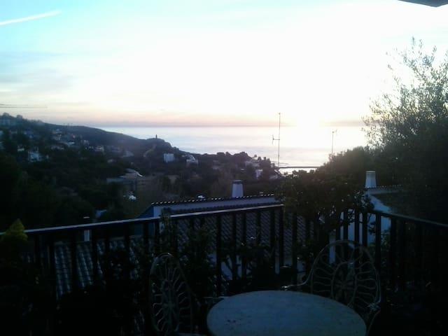 Habitacion con vistas. - Orpesa/Oropesa del Mar - Rumah