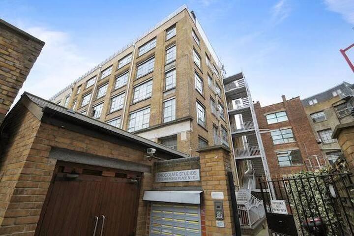 Authentic warehouse apartment  - Londres - Pis