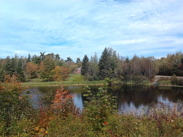 A PIECE OF PEI HEAVEN - Murray River - Hus