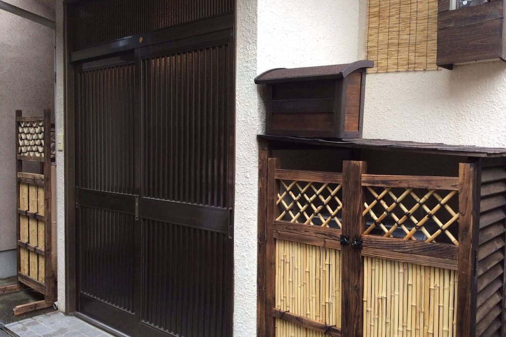 Meiji house Front View. House is 2 min.Walk from Hiroo station. A grand central location. Shibuya-Roppongi-Harajuku etc all super close. Check attached maps and reviews.
