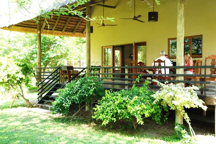 Private house next to Kruger Park. - Phalaborwa - Rumah