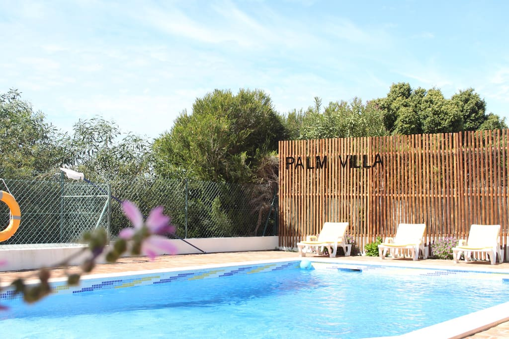 Large private pool (5*9 m), summer kitchen, Outdoor shower