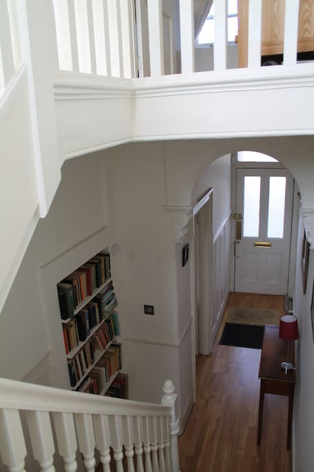 Hallway from upstairs