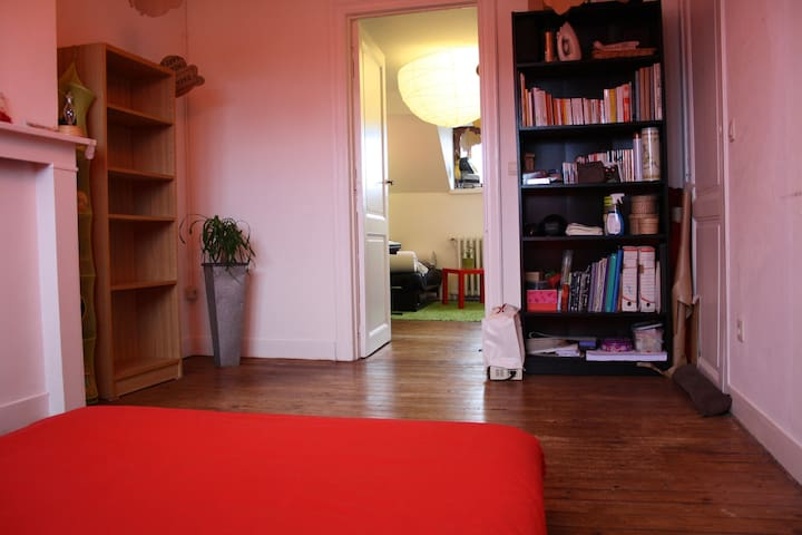 Cosy and sympathetic flat - Ixelles - Daire