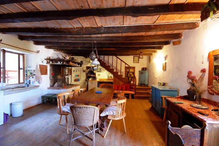 Rustic house Masha - Grožnjan - House