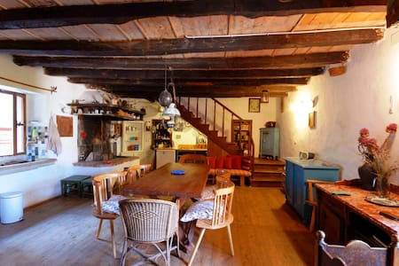 Rustic house Masha - Grožnjan - Talo