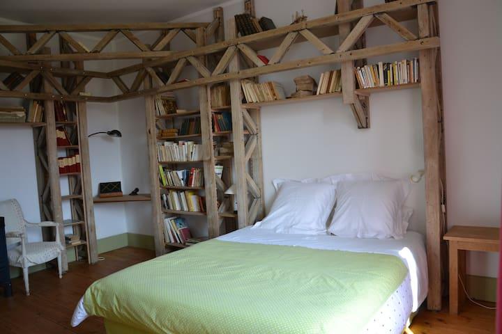 Private room in Chivres-Val - Chivres-Val