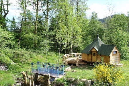 La Cabane Kota (tarif tout compris) - Ferdrupt - Cabin