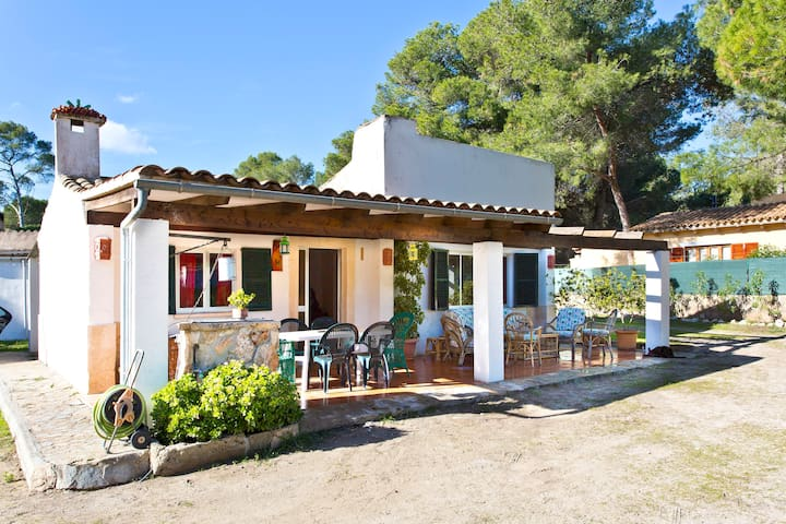 House in Ses Covetes, Es Trenc. Mallorca - Ses Covetes - Rumah