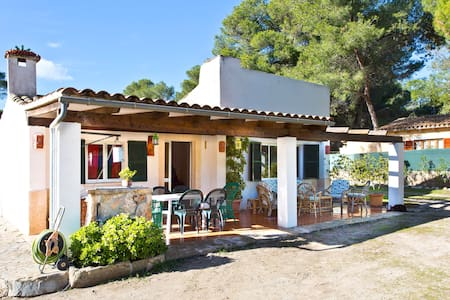 House in Ses Covetes, Es Trenc. Mallorca - Ses Covetes - Huis