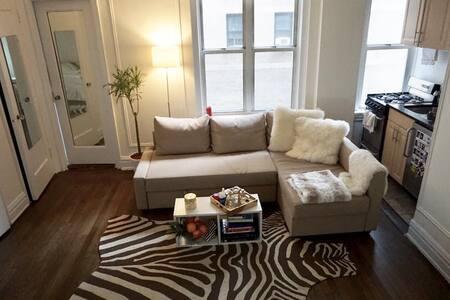 Luxury Midtown Studio - นิวยอร์ก - อพาร์ทเมนท์