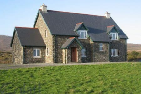 Fantastic 4 Bedroom Detached House  - Rossnacaheragh - Haus