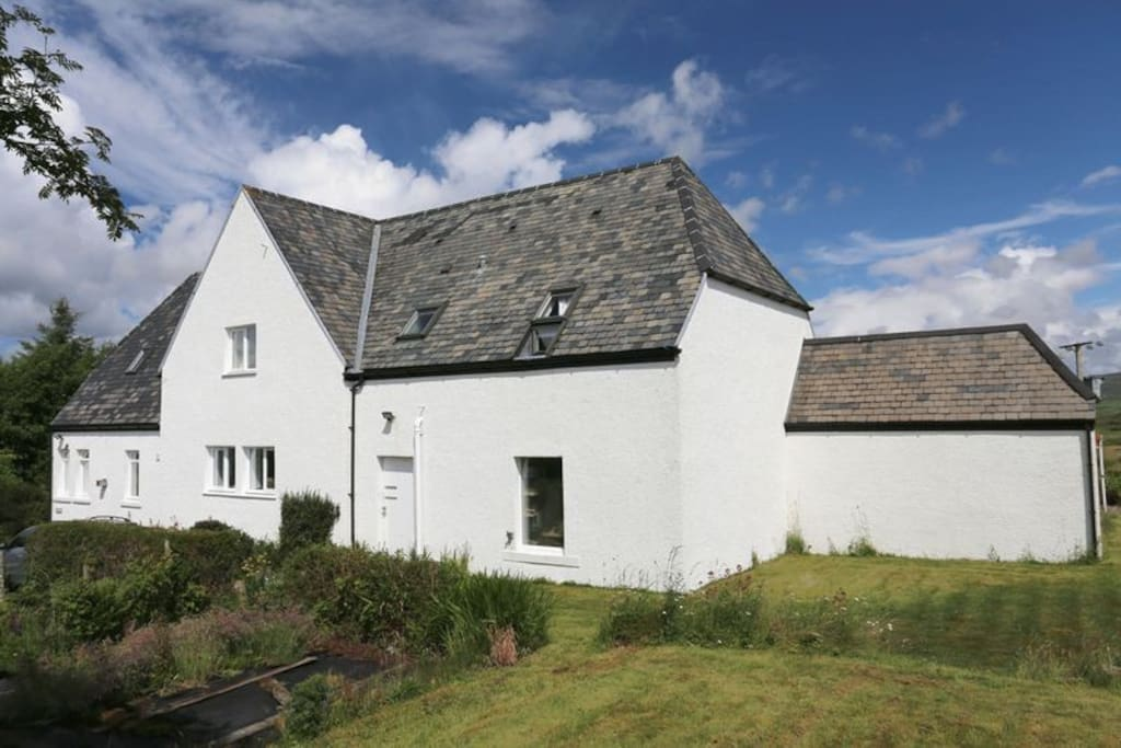 school house bernisdale nr portree skye room 1 houses for rent in portree isle of skye. Black Bedroom Furniture Sets. Home Design Ideas