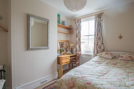Charming Double Room with Rose View