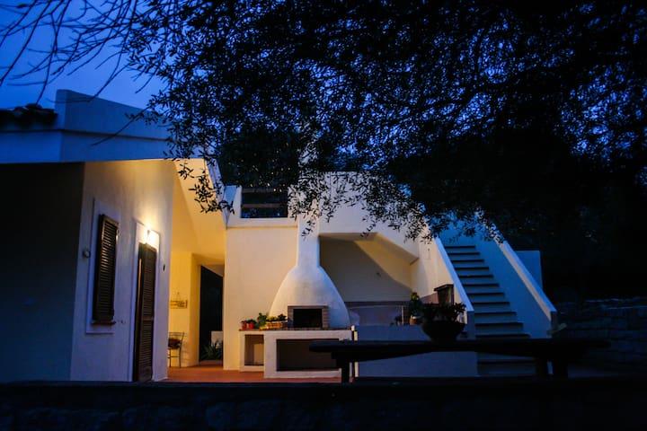 Campagna e mare, per una vacanza in totale privacy - Località Mannainu, comune di Trinità D'Agultu e Vignola ( OT) - Villa